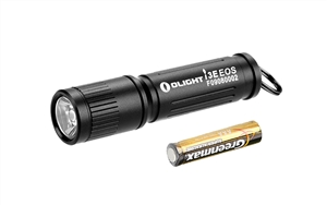 Olight i3E EOS LED AAA powered Pocket Light - 90 Lumen