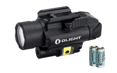 Olight PL-2RL Baldr White LED + Red Laser Handgun Weaponlight