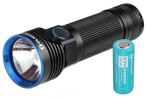 Olight R50 Seeker 2500 Lumen CREE XHP50 LED Flashlight