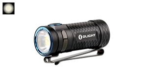 Olight S1 MINI HCRI Baton 450 Lumen High CRI Extreme Performance Ultra Compact LED Flashlight