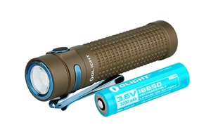 Olight S2R Baton II 1150 Lumen Rechargeable Flashlight