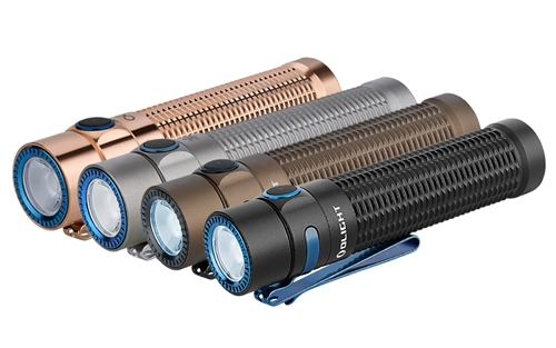 Olight Warrior Mini 1500 Lumen Rechargeable Tactical Flashlight