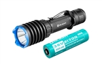 Olight Warrior X Pro 2100 Lumen Rechargeable Tactical 656 Yard Long Throw Flashlight