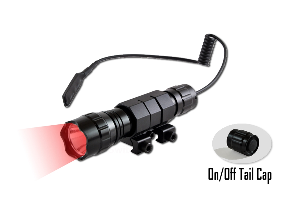 Orion H20 R Red Hunting Light