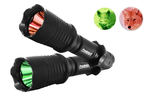 Orion Predator H30 Red or Green 273 Yards Premium Varmint Coyote Hunting Light