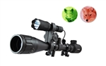 Orion Predator H30 Green or Red 300 Lumen LED Hog Coyote Fox Premium Night Hunting Light