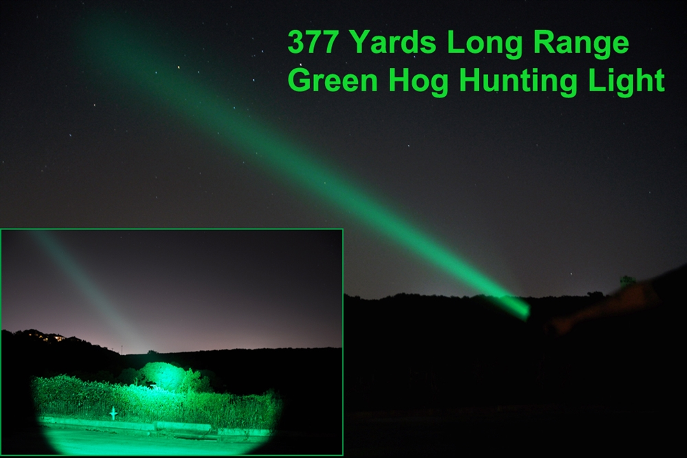 Orion M30c 377 Yards Long Range Red Or Green Predator