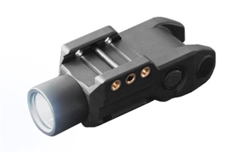 Hawk Gazer PF-9T Rail Mount Pistol LED Flashlight