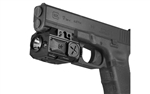 LaserTac Compact Green Laser Sight Tactical Light Combo for Rifles & Pistols